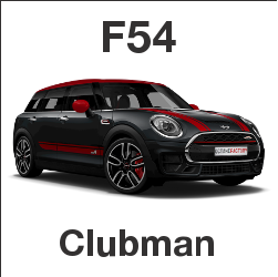 MINI F54 Clubman Tuning