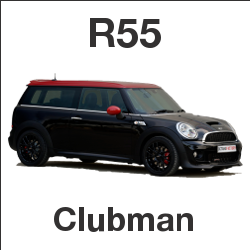 MINI R55 Clubman S JCW Tuning