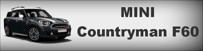 MINI Countryman F60 Tuning