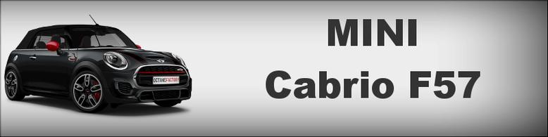 MINI Cabrio F57 Tuning