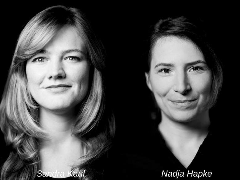 Sandra Kaul - Nadja Hapke - Coachimo