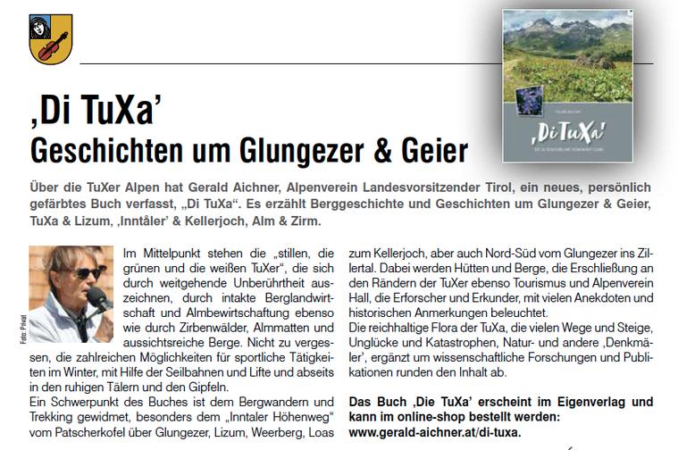 Absamer Gemeindezeitung Feb. 2021