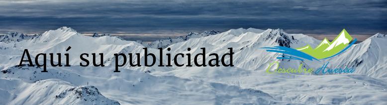 Publicidad en Huesca
