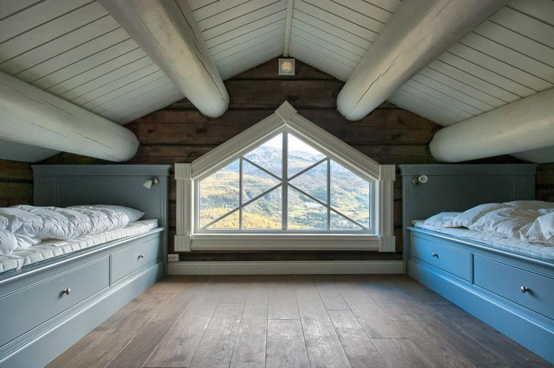 хемс,норвежский дом