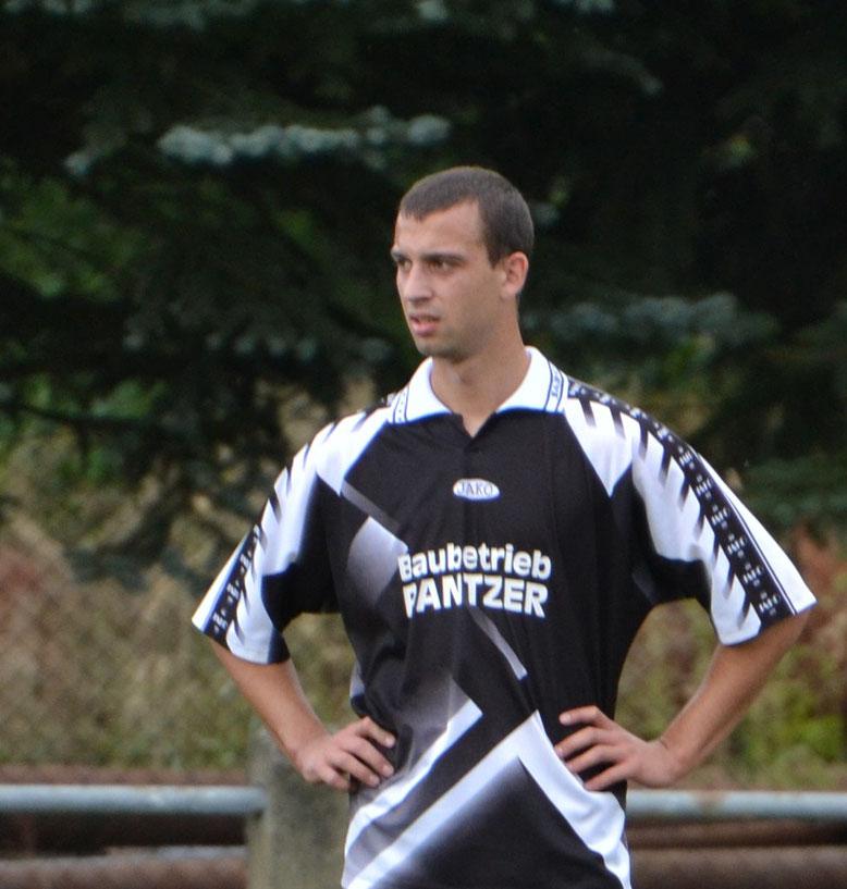 Der zweifache Torschütze Sebastian Richter.