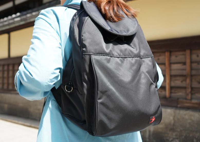 SAIJO-YA  BACKPACKS  Photograph2