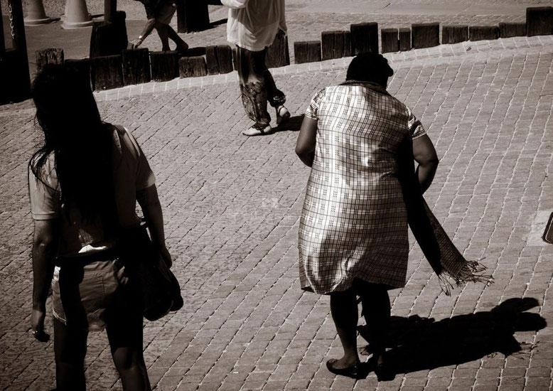 Streetfotografie artdesign Fotoblog Karos Muster glänzend