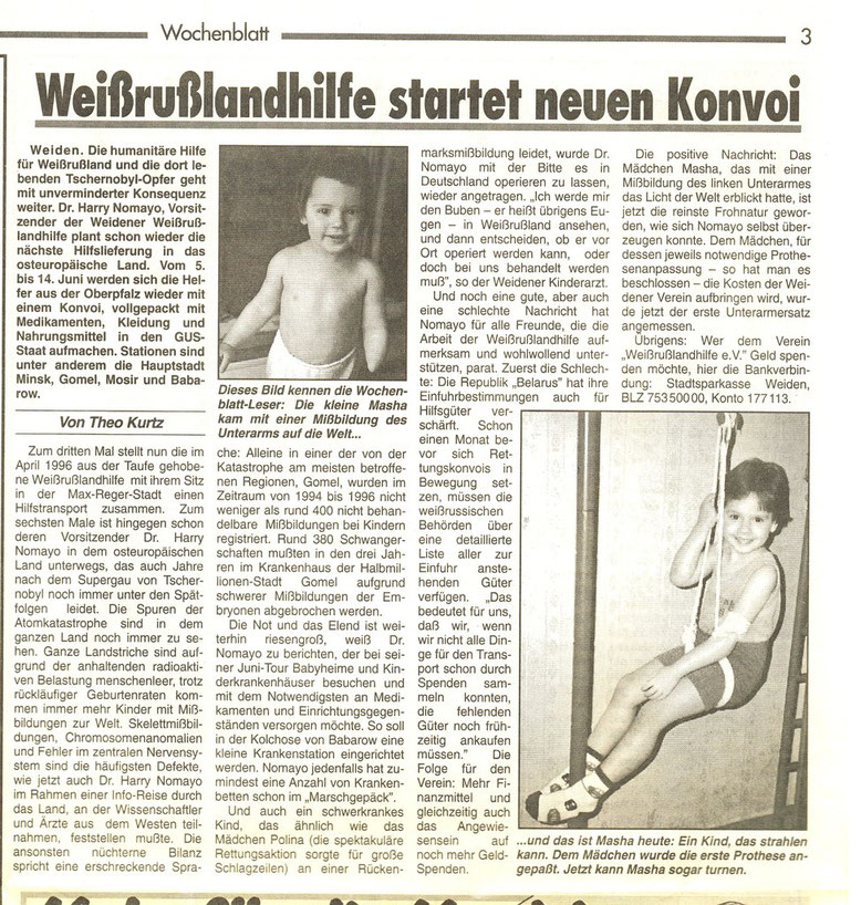 Wochenblatt 1998