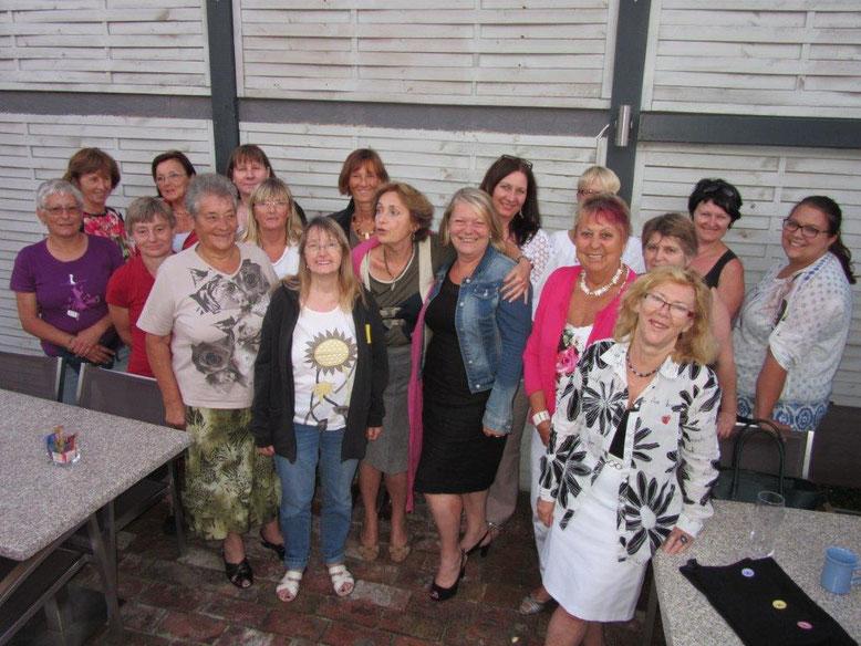 Frauenstammtissch, Lanzenkirchen, Heidi Lamberg, Silvia Buschka-Wistermayer, Halina Sommer
