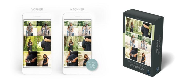 Gratis Preset für Lightroom Mobile