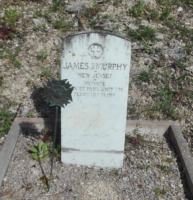 Tombe de James - James's grave - FindaGrave.com
