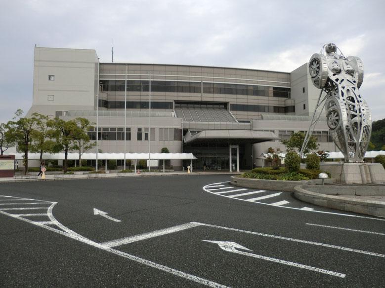 広島県運転免許センター広島市佐伯区石内で飛び込み一発免許試験