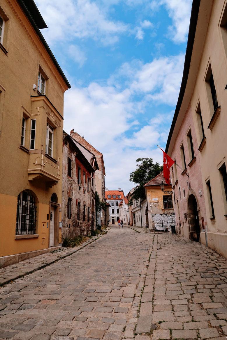 Altstadtgasse Kapitulska