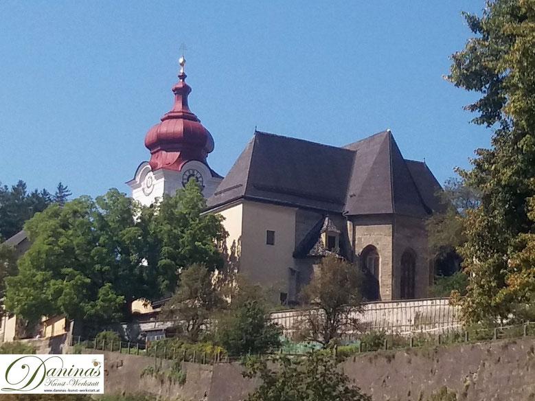 Stift Nonnberg - eines der ältesten Bauwerke in Salzburg