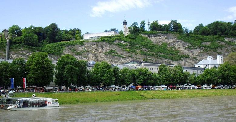 Salzburg, Museum der Moderne am Mönchsberg