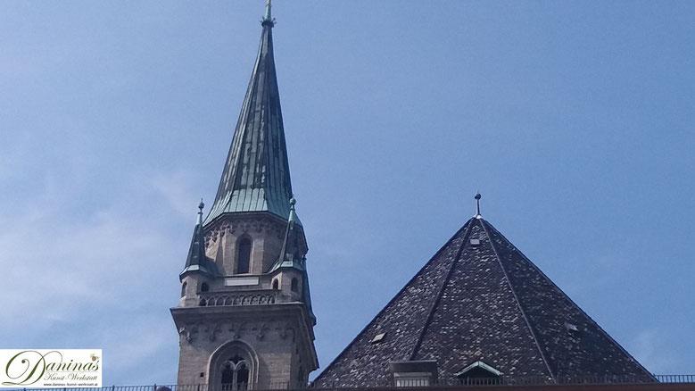 Bis 1635 war die Franziskanerkirche die Pfarrkirche der ganzen Stadt Salzburg.