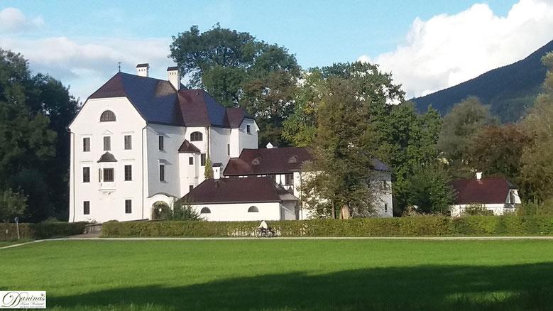 alzburg Schloss Freisaal an der Hellbrunner Allee