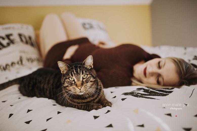 photographe grossesse domicile sarreguemines