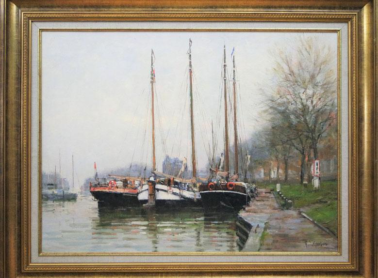 te_koop_aangeboden_bij_kunsthandel_martins_anno_2018_een_schilderij_van_frits_johan_goosen_1943