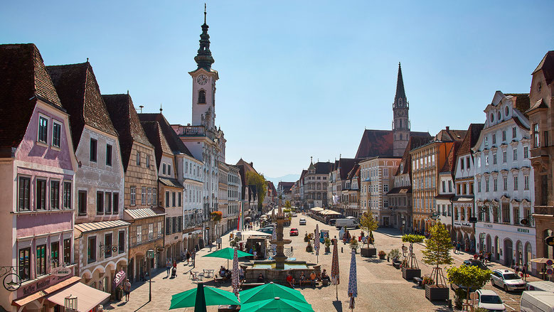 Steyrer Stadtplatz