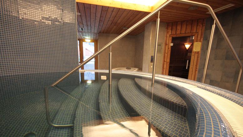 Saunabereich Clubhotel Kreischberg