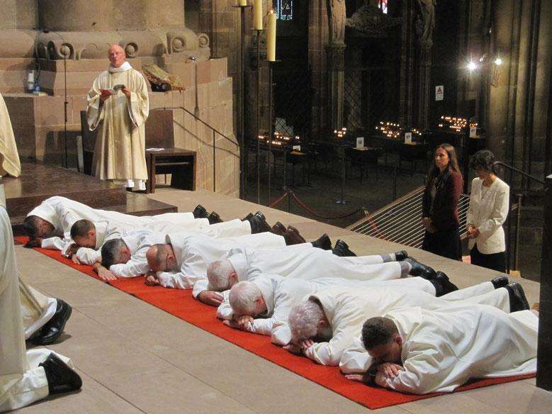 Ordination diaconat permanent Jerome MUTIN