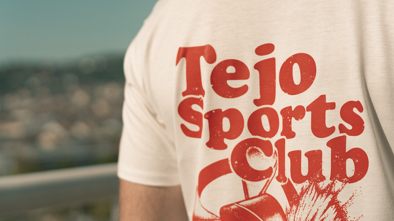 Tejo Sports Club – Das T-Shirt zum kolumbianischen Nationalsport