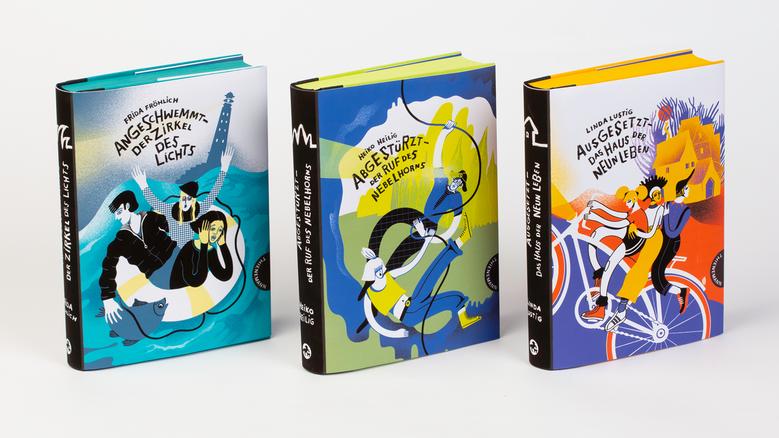 Kommunikationskonzept und Design für den Thienemann-Esslinger Verlag