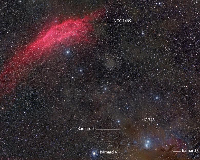 Perseus OB2 Assoziation