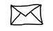 Illustration von einem Briefumschlag