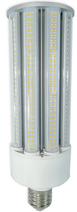 Mazorca 75w 100-240Vca, E26/27, E39/40 3000K/4100K/6000K, 11250LM, Apertura/300°, 300x95mm DILAE