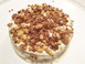 Kleine Crème Torte mit Streusel