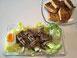 Siedfleisch Salat ein Sommergericht