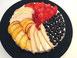 Joghurt-Torte mit frischen Früchten