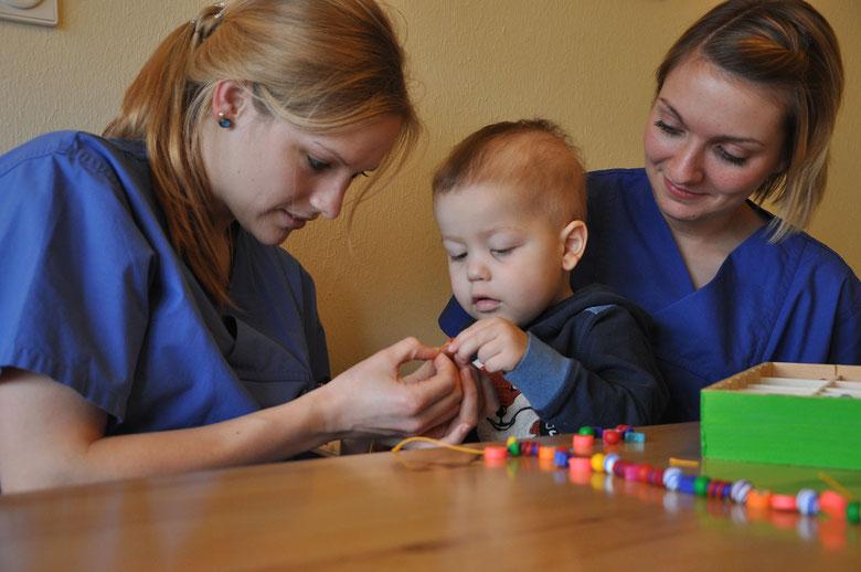Bild: Vestische Kinder- und Jugendklinik, Station 2A