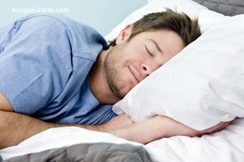 Dormir bien es un Habito Base - AorganiZarte.com