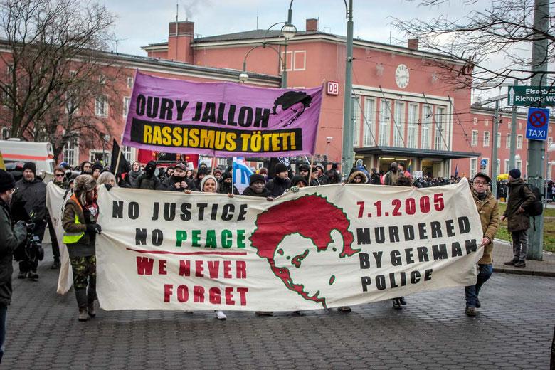 © heba  https://umbruch-bildarchiv.org/oury-jalloh-gedenken-2020/