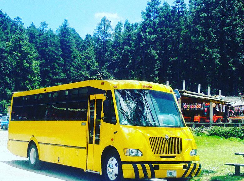 Renta de transporte escolar de personal y turismo informes y contrataciones 13-24-46-68 y 13-24-46-69  correo. tepsealvarado@hotmail.com