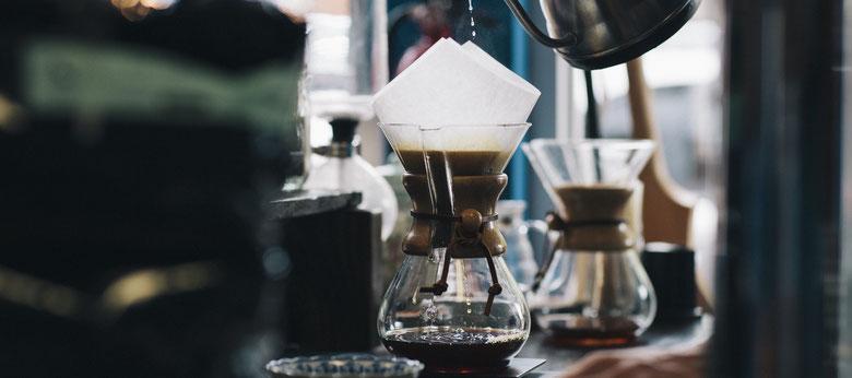 como montar una tienda de café