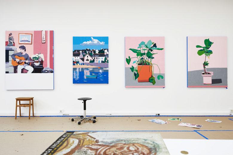 Studio Guy Yanai, Marseille © Jeanchristophe Lett