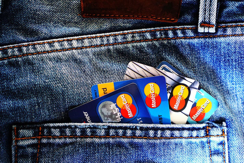 saving, credit card debt, stop spending