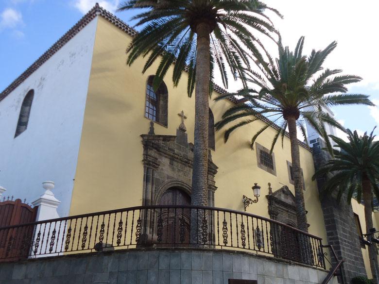 Valle de Arteda, enclave de Cuatro Caminos / Valle de Tamaimo y vistas de Garachico.