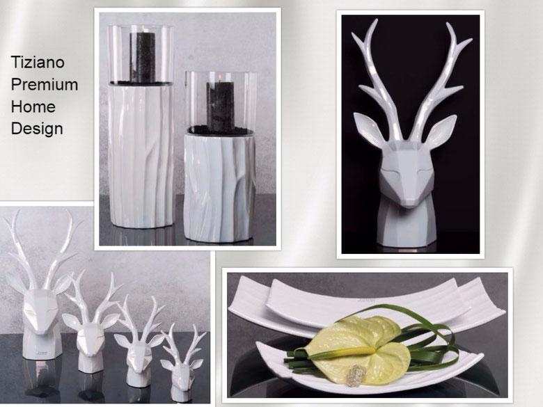 Tiziano Premium Home Design Stilvoll Ausgewählte Dekoration Und