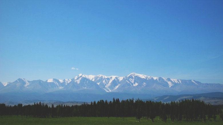 bigousteppes republique altai montagnes