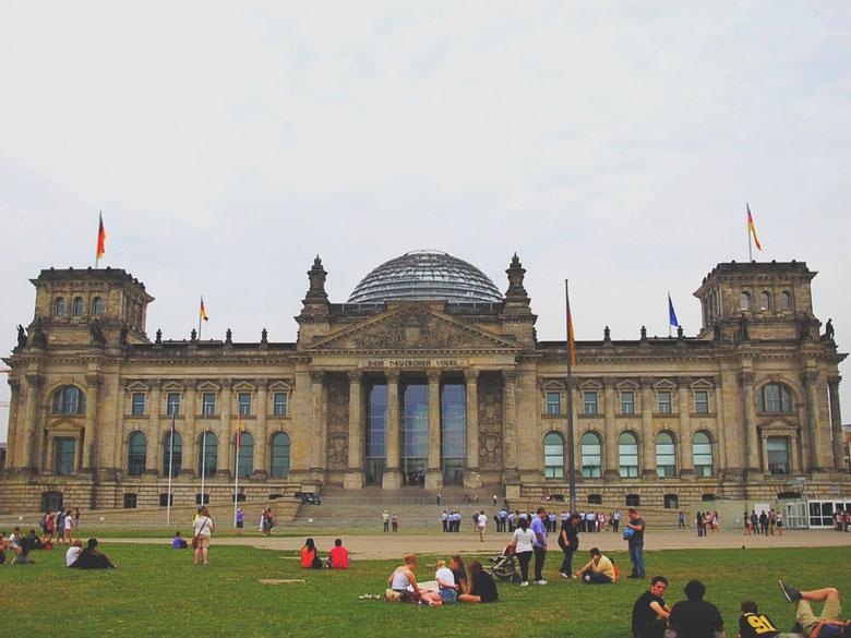 BIGOUSTEPPES ALLEMAGNE BERLIN