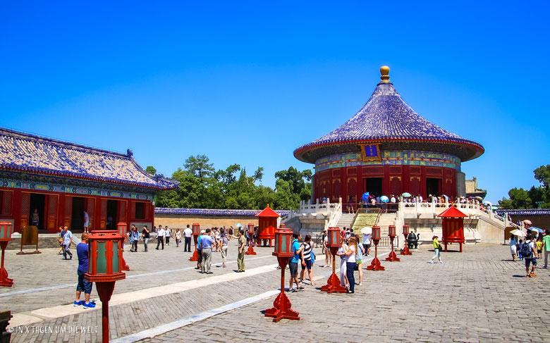 nach china reisen Xian