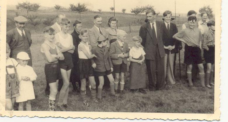 Schulfest 1953