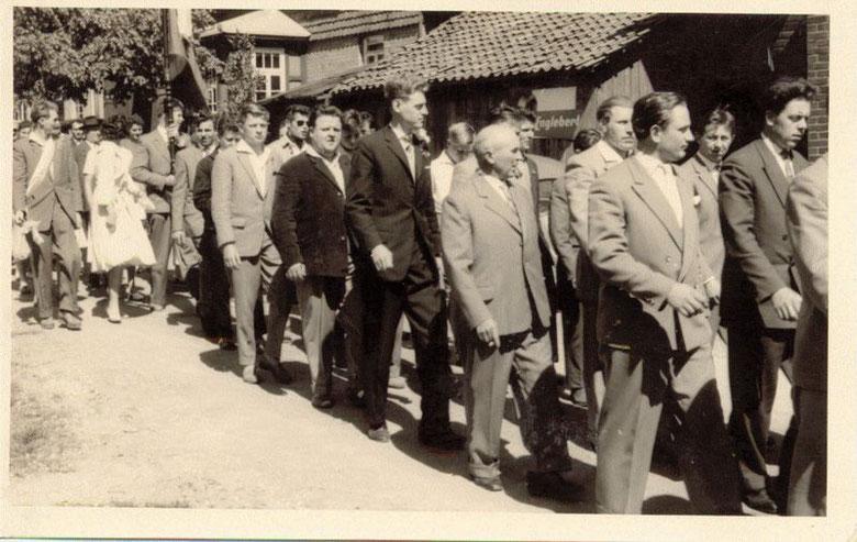 Heimkehrerfest 1960