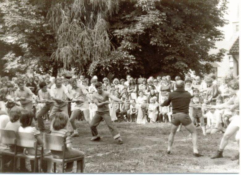Sommerfest Kinderspielkreis 10. Juni 1979