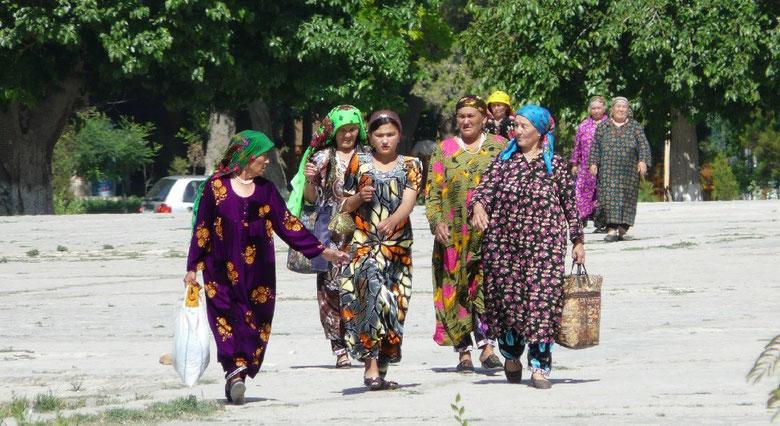 Femmes ouzbek